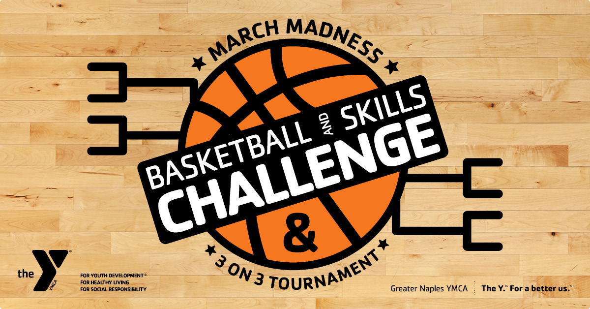 YMCA March Madness Basketball Event